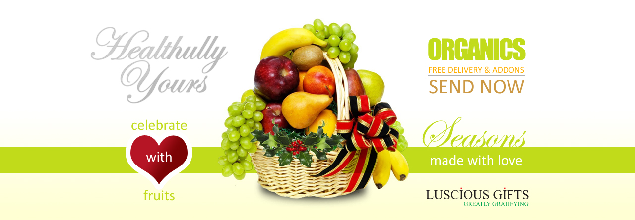gift fruit baskets