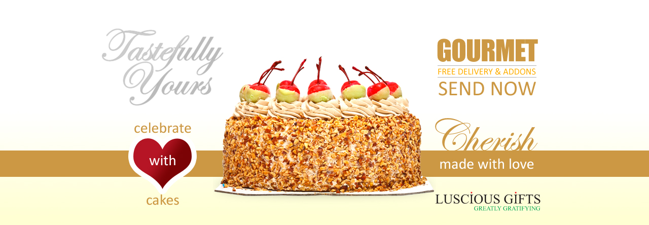 Send cakes to Karachi Pakistan